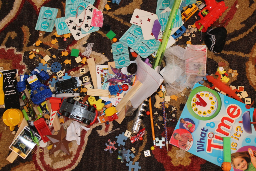 What the Stuff Under Your Couch Says About Your Family