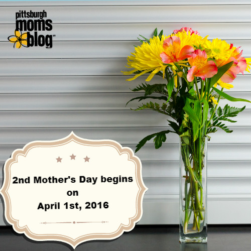 Mark Your Calendars Ladies! Mother's Day #2 Starts Today!