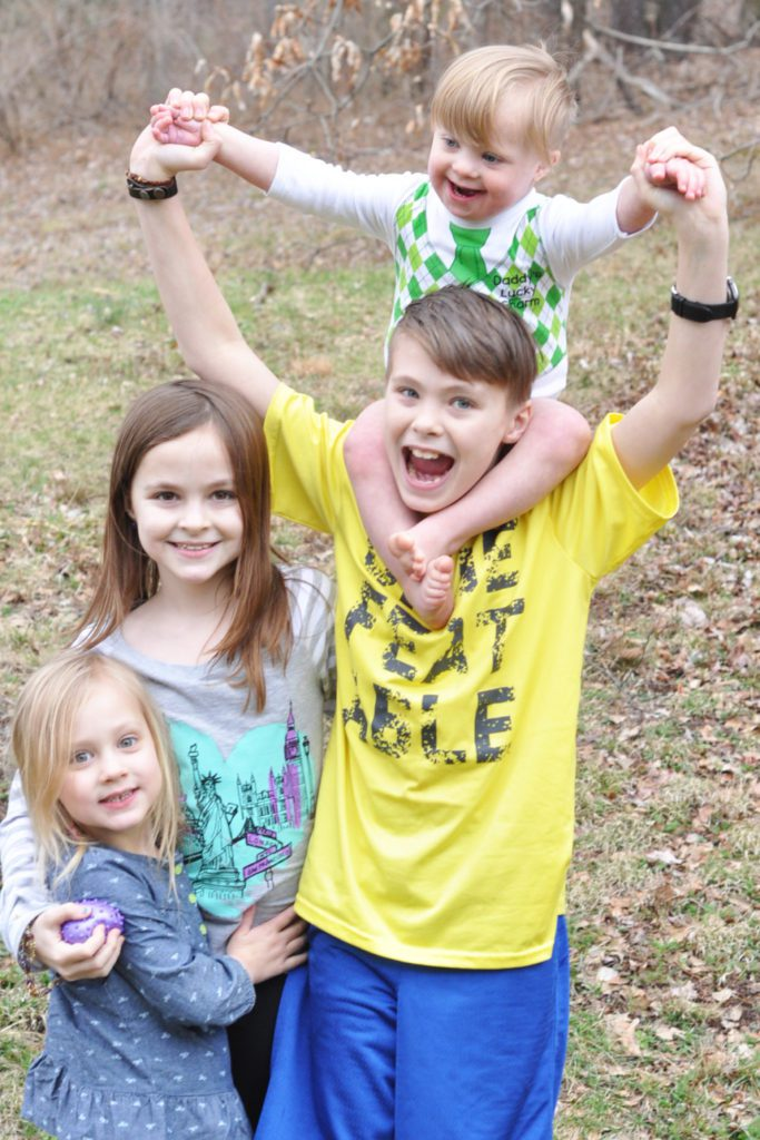 Families Blessed By Down Syndrome