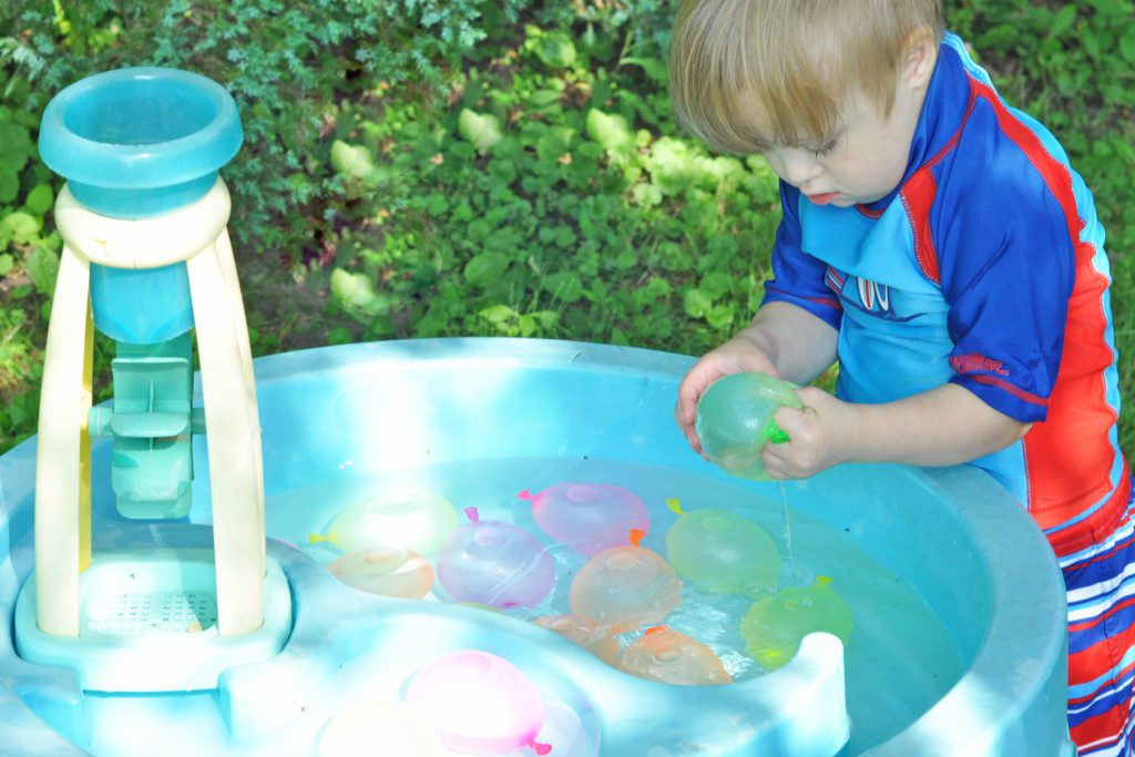 Water Table Play Activities