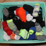 Sock and Shoe Organization