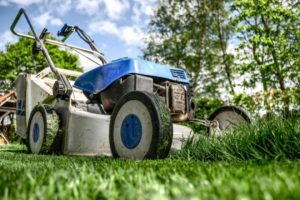 Lawnmower parenting: rushing ahead to remove all obstacles so your child has a smooth path.