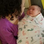 A Letter to My First Born: Bringing Home a New Baby