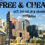 Free and Cheap Eats for Kids in Pittsburgh