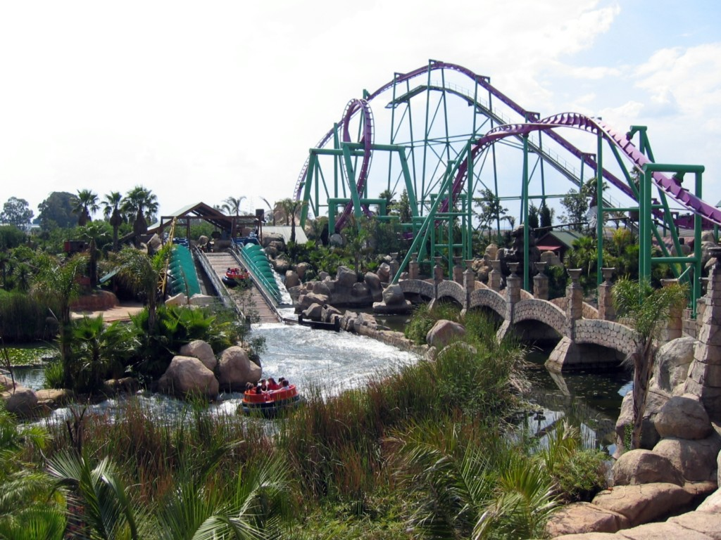 What Could Be More Fun Then Spending Your Birthday At An Amusement Park Great Food And Awesome Rides Equal A