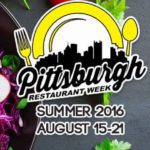 Pittsburgh Restaurant Week Ends August 21, Don't Miss It!