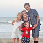 """Are they all yours?"" – What Life Is Like With Four Kids"