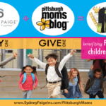 #PghMomsGiveBack: Give Back to Pittsburgh Public Schools with Sydney Paige Backpacks