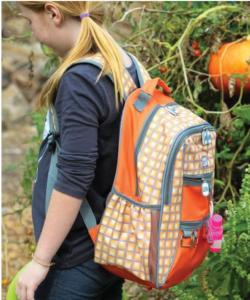 backpack-orange