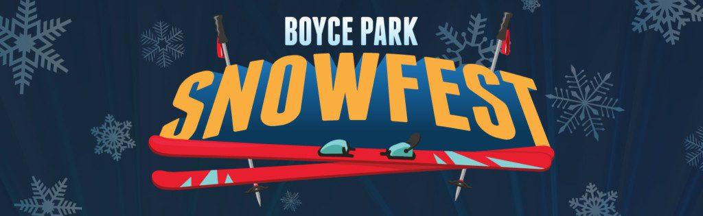 Boyce Park SnowFest