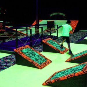 photo credit: Facebook.com Fun Slides Carpet Skate Park and Party Center