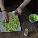 Crafts For Kids: Sensory Puffy Paint Cupcake Tutorial