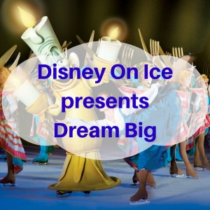 Disney On Ice presents Dream Big300x300