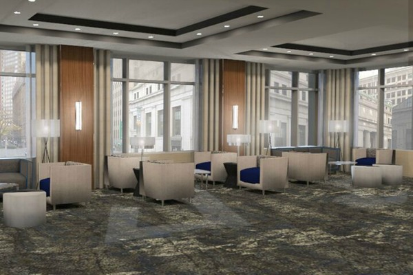 Embassy Suites by Hilton Pittsburgh Downtown 29 - Prefunction Space600x400