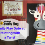 Family Play Date at Painting with a Twist (Robinson Township)