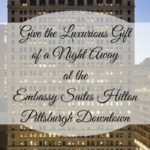 Give the Luxurious Gift of a Night Away at the Embassy Suites {Giveaway}