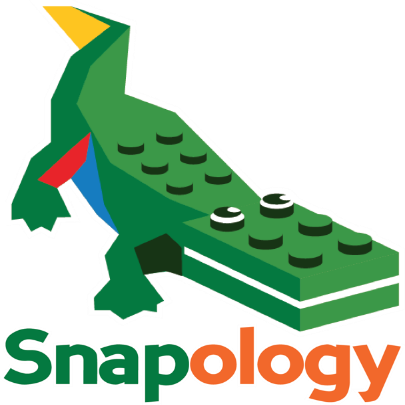 Snapology under Gator405x405