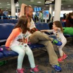 Flying with Kids.  How to Keep Your Sanity – Part 2