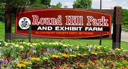 RoundHillSign