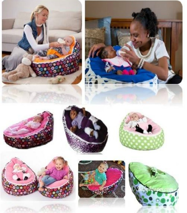 Fine Babybooper Beanbag And Portable Juicer Giveaway Creativecarmelina Interior Chair Design Creativecarmelinacom