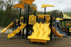 black and gold playground1