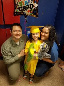A Letter To My Preschool Graduate