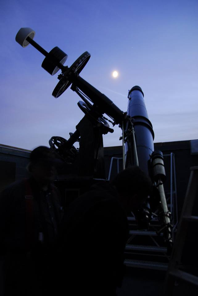 Wagman Observatory at Deer Lakes Park