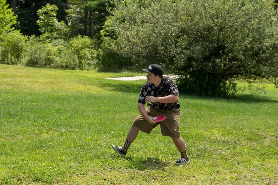 Disc Golf at Deer Lakes Park