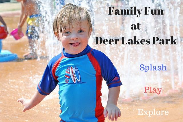 Family Fun at Deer Lakes Park