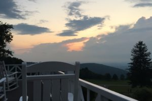 Sunset: Laurel Highlands