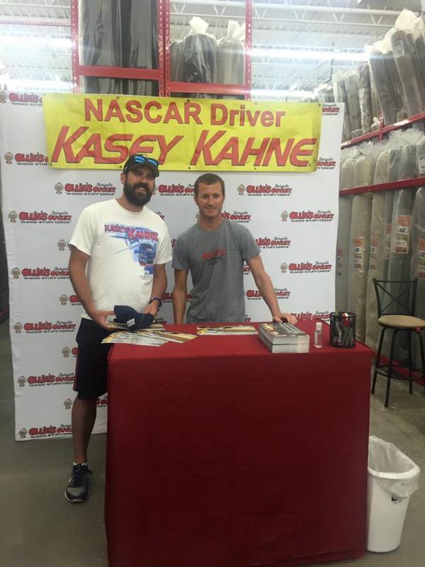 NASCAR DIVER KASEY KAHNE600x800
