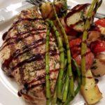 Recipe: Baked Balsamic Chicken