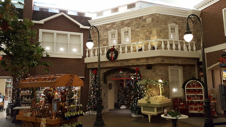yankee candle store inside