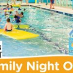 Family Swimming Night at Goldfish Swim School {Event}