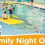Family Swimming Night at Goldfish Swim School {Event}