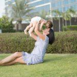 Overwhelming Grace: Balancing Parenthood and Career