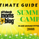 2018 Pittsburgh Summer Camp Guide