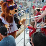 Fun for All at Washington Wild Things Game
