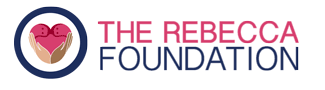 The Rebecca Foundation Logo