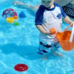 Leave the Pool Toys at Home!