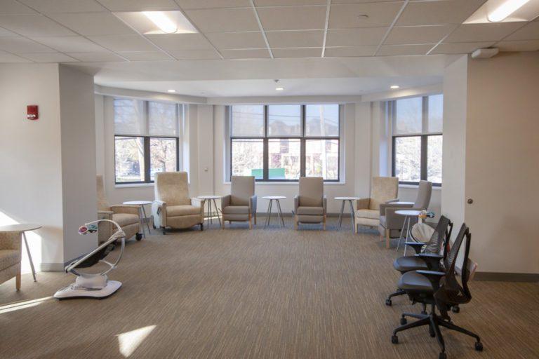 The Alexis Joy D'Achille Center for Perinatal Mental Health