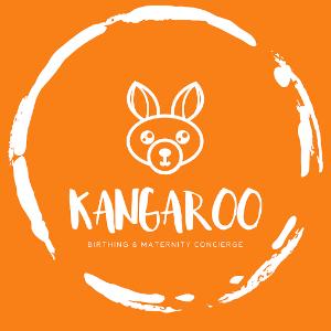 Kangaroo Birthing logo 300x300