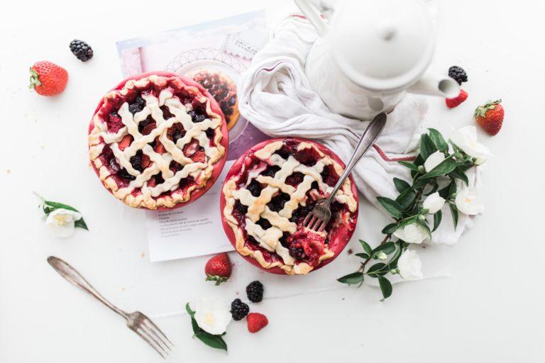 Secret Ingredient Strawberry Rhubarb Pie
