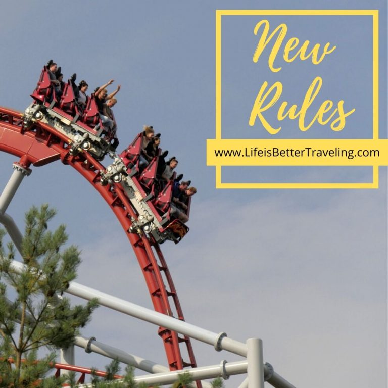 Amusement Park Rules for the Summer of 2020.  Are you ready?